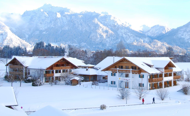Hotel Sommer in de Allgäu