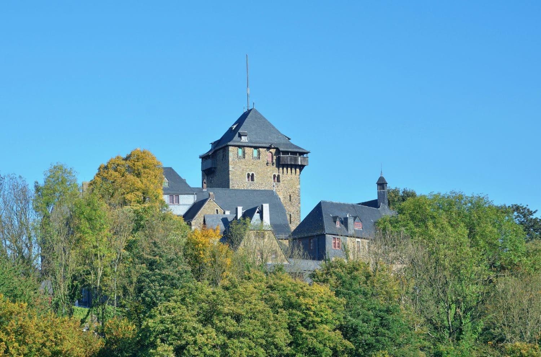 Kasteel Burg bij Solingen