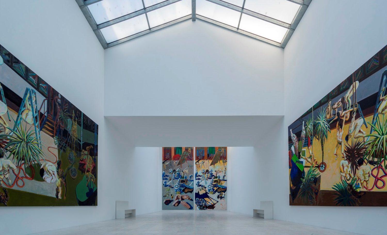 Tadeusz Paviljoen, Museum Insel Hombroich