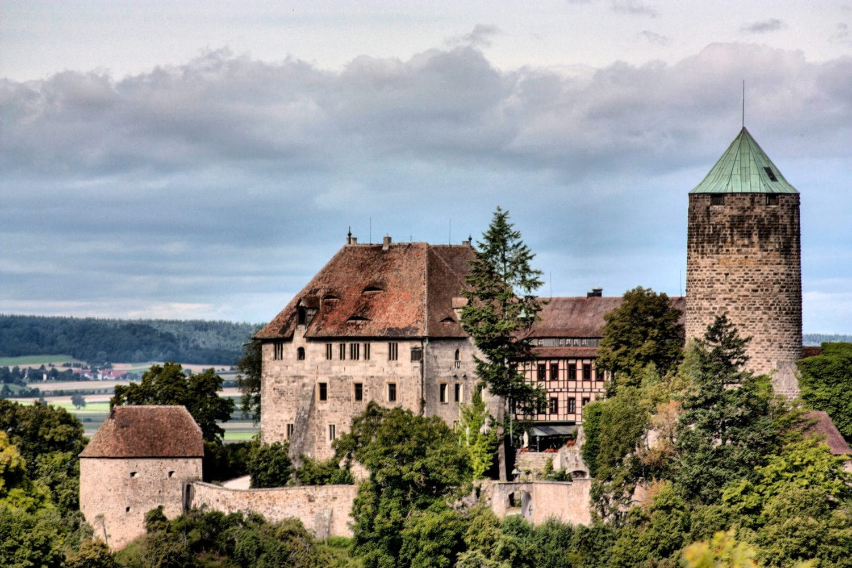 Hotel Burg Colmberg, Colmberg