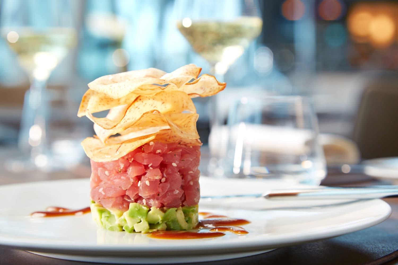 Een ongelooflijk lekker Tuna Tartare