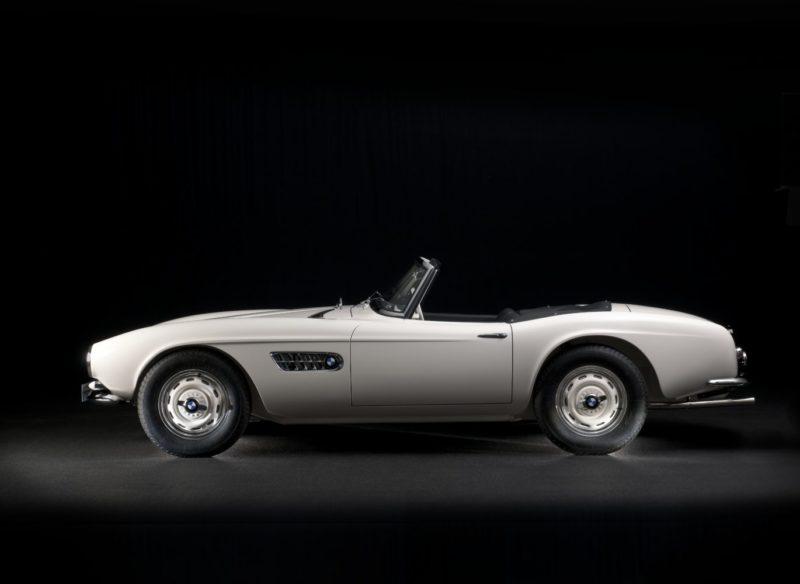 BMW van Elvis