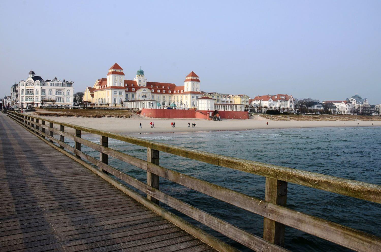 Rügen, zoals de toeristen het kennen