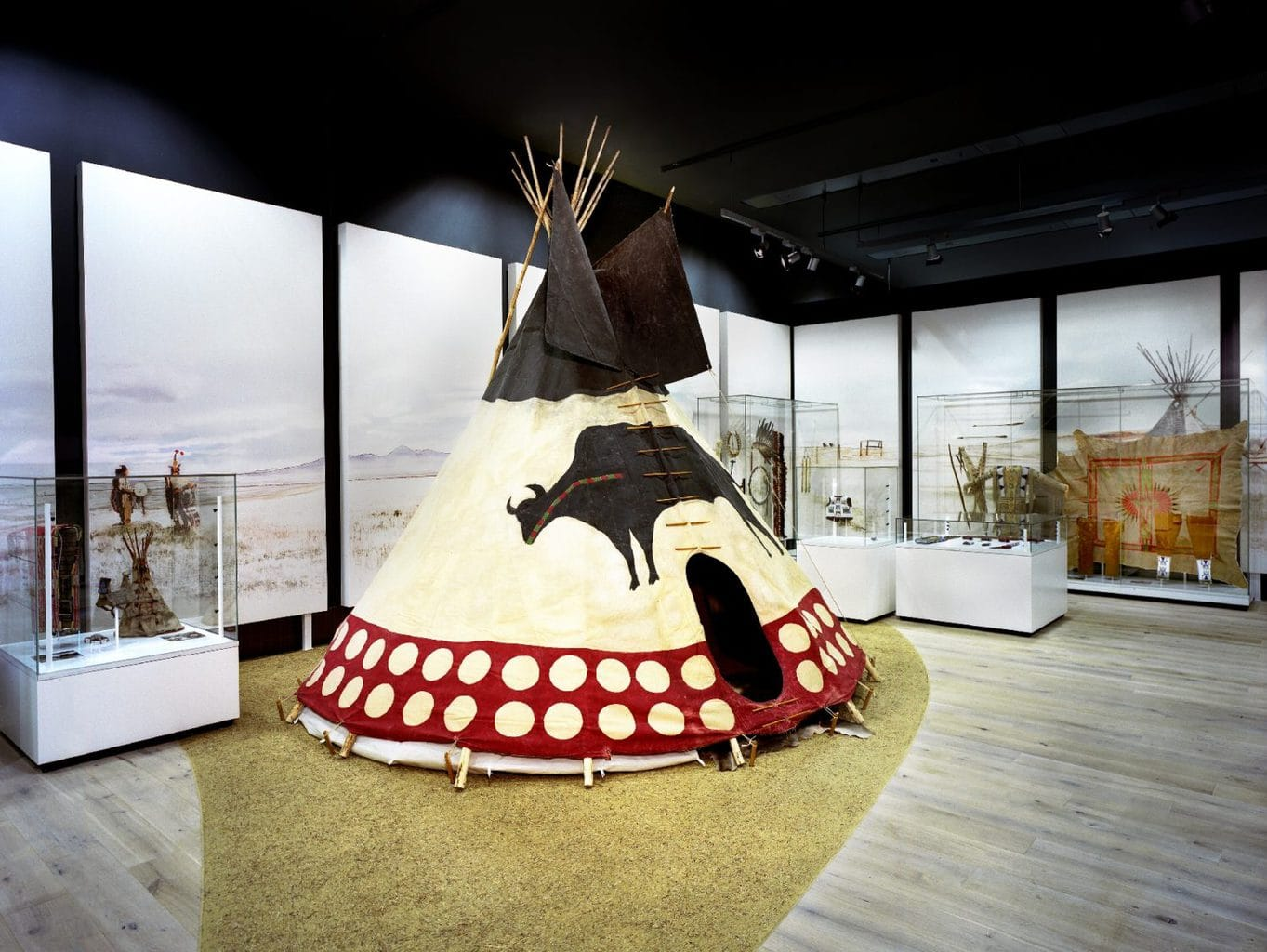 Het Rautenstrauch Joest Museum in Keulen