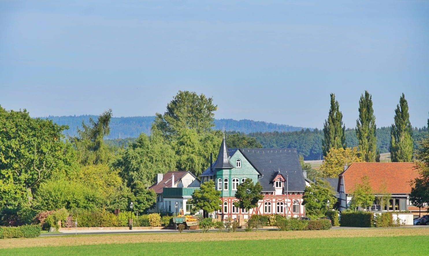 Waldschlösschen Panorama