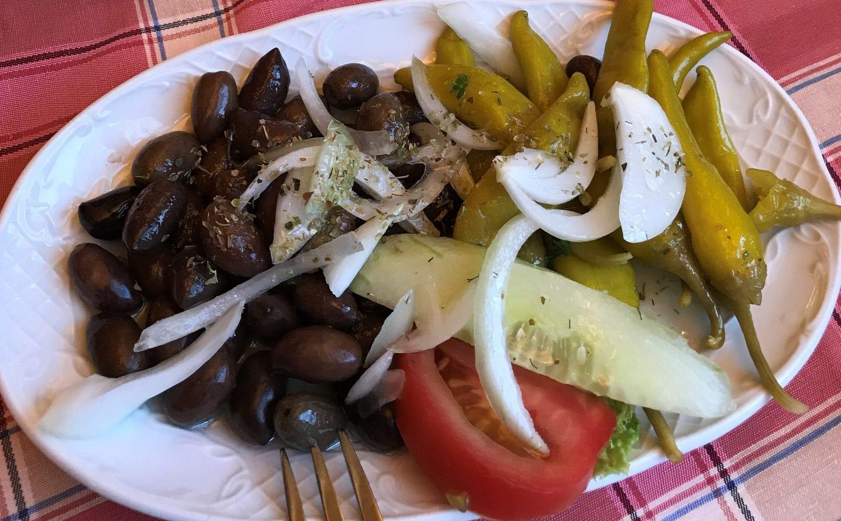 De keuken van de Griek zou beter zijn dan die van de sterrenrestaurants...