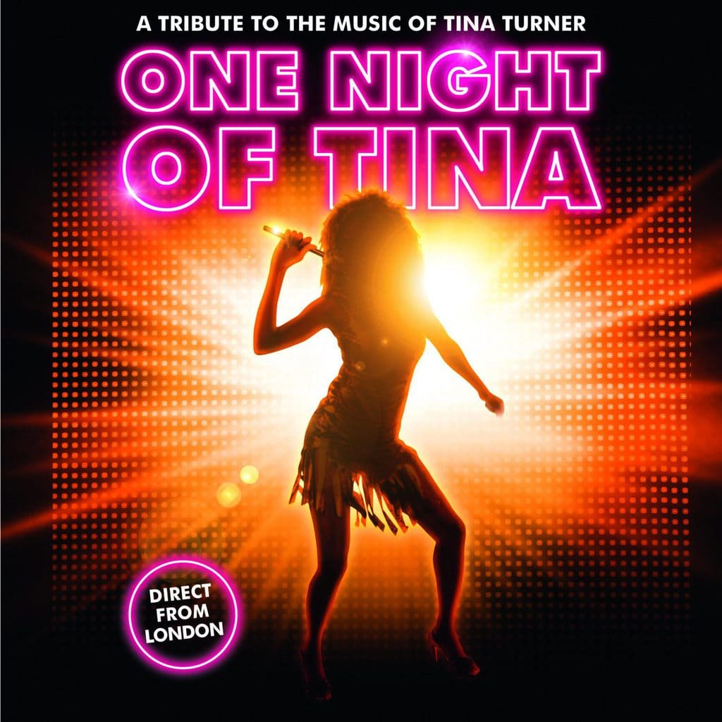 Show 'Tribute to the music of Tina Turner'