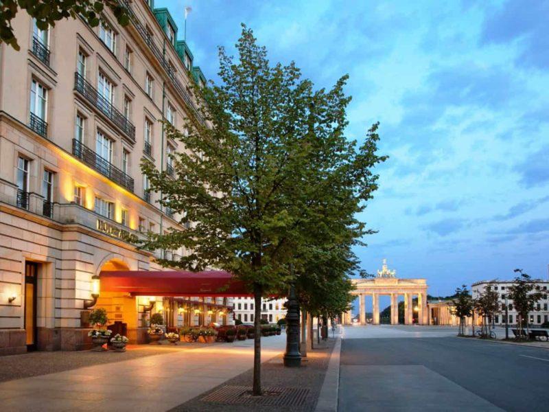 Hotel Adlon, Berlijn
