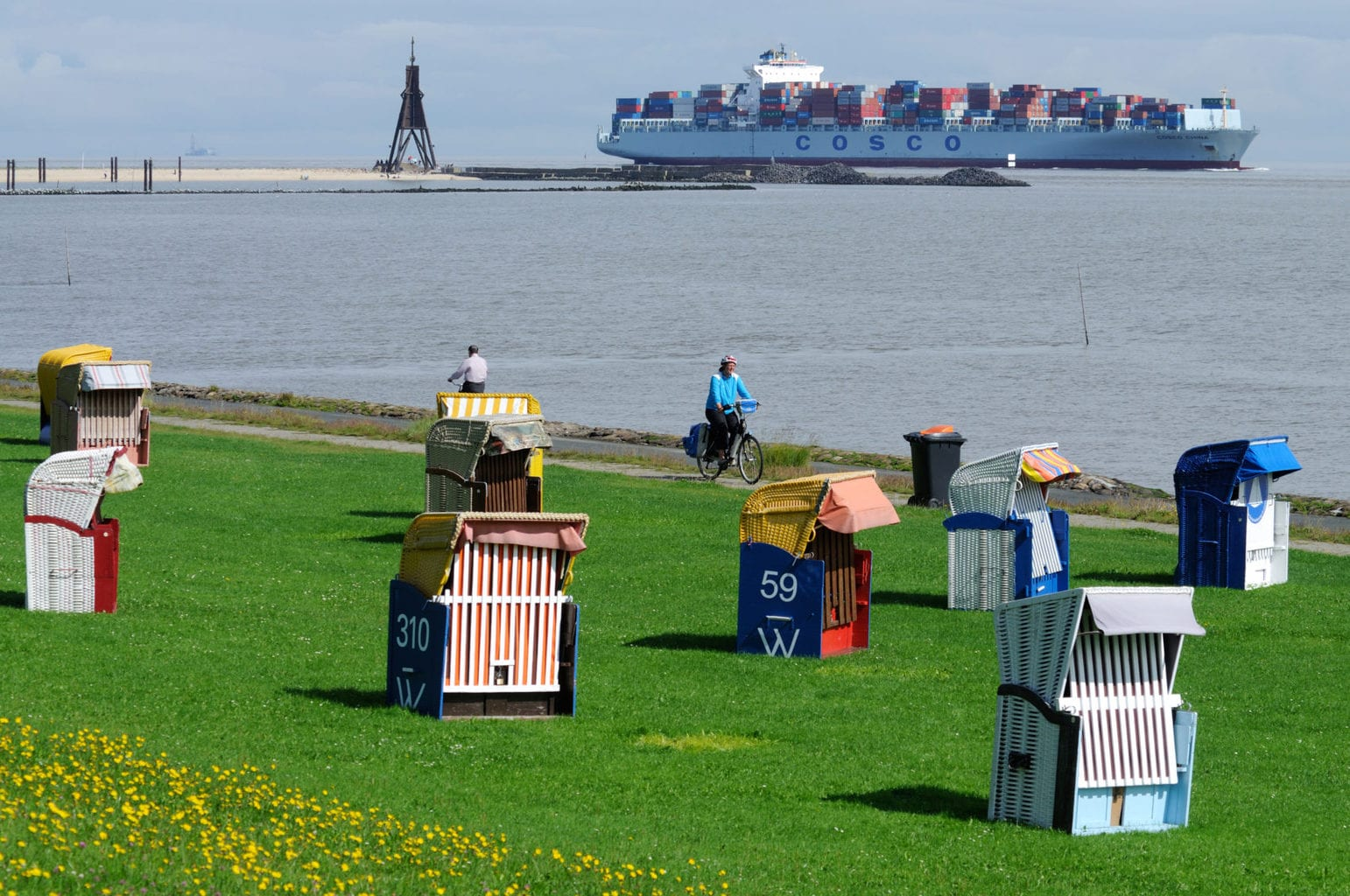 Fietstocht Bremen-Kiel