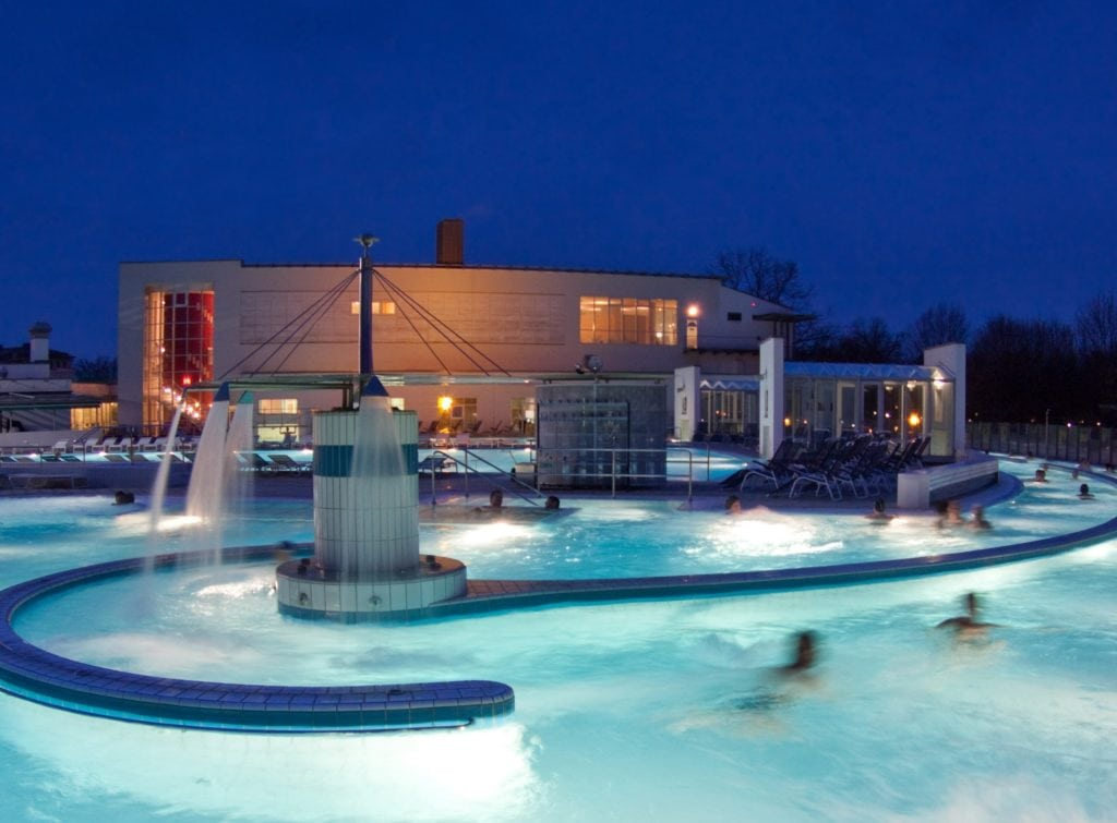 Europa Therme, Bad Füssing