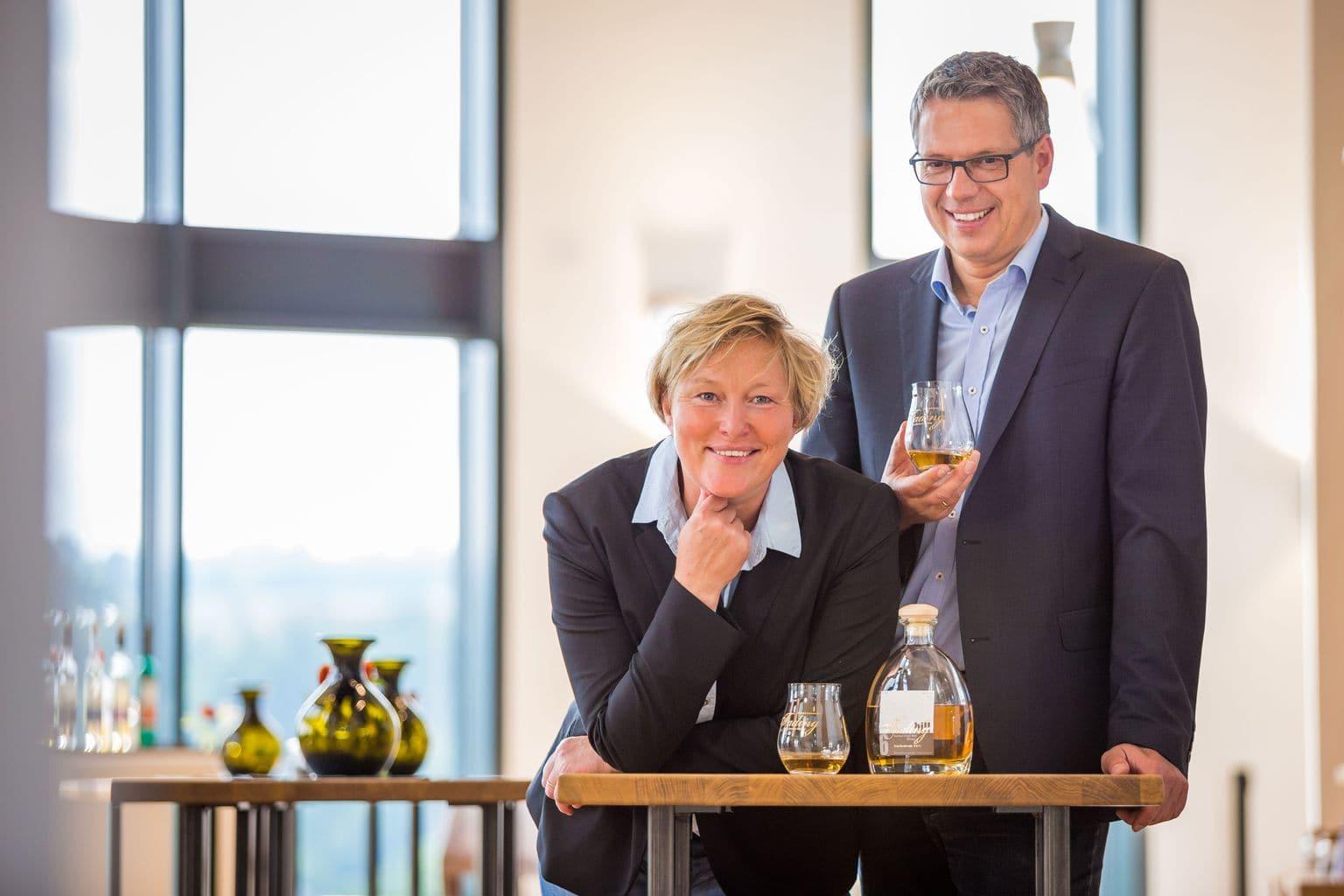 Stefanie und Peter Klöckner