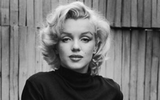 Portret Marilyn Monroe, 1953, Hollywood
