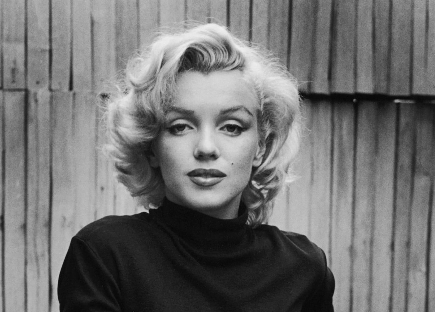 Portret Marilyn Monroe, 1953, Hollywood