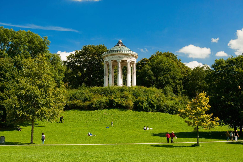 Englischer Garten. Foto: Clearlens. Shutterstock.com