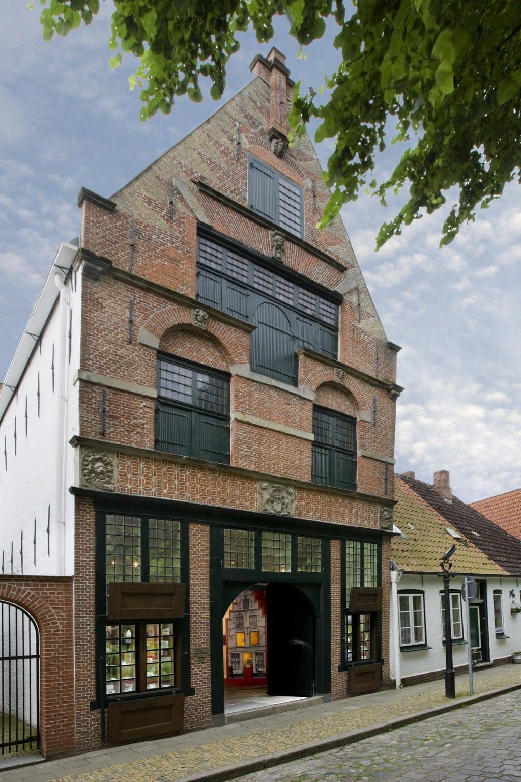 Het museum Alte Münze Friedrichstadt, Foto: Helga Schulz