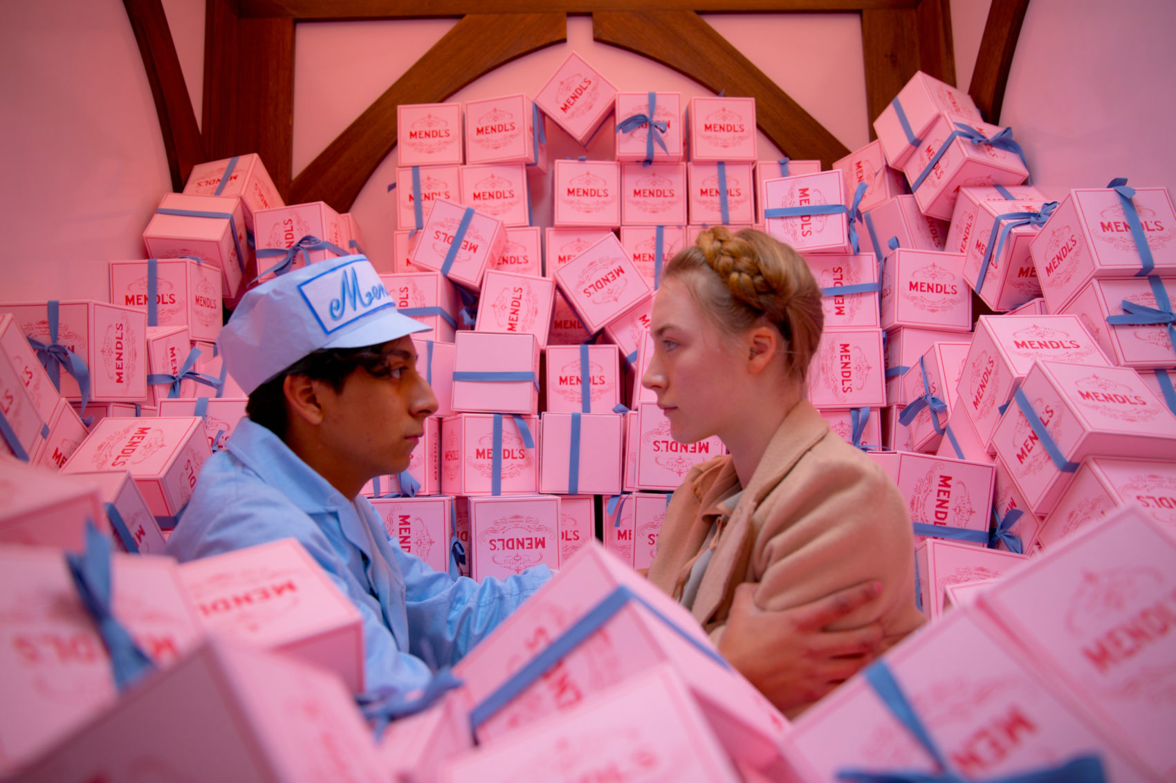 The Grand Budapest Hotel USA/GBR/DEU 2013 Regie: Wes Anderson/ Foto: Fox Seaarchlight