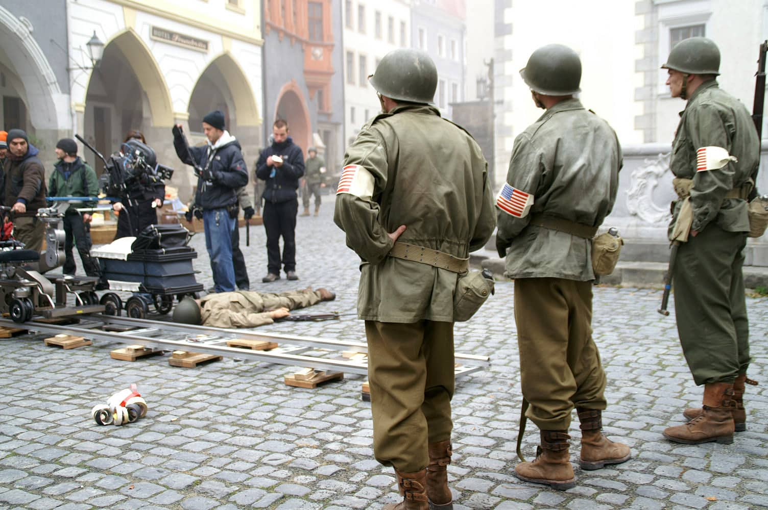 Inglorious bastards/ Foto: Stadt Görlitz
