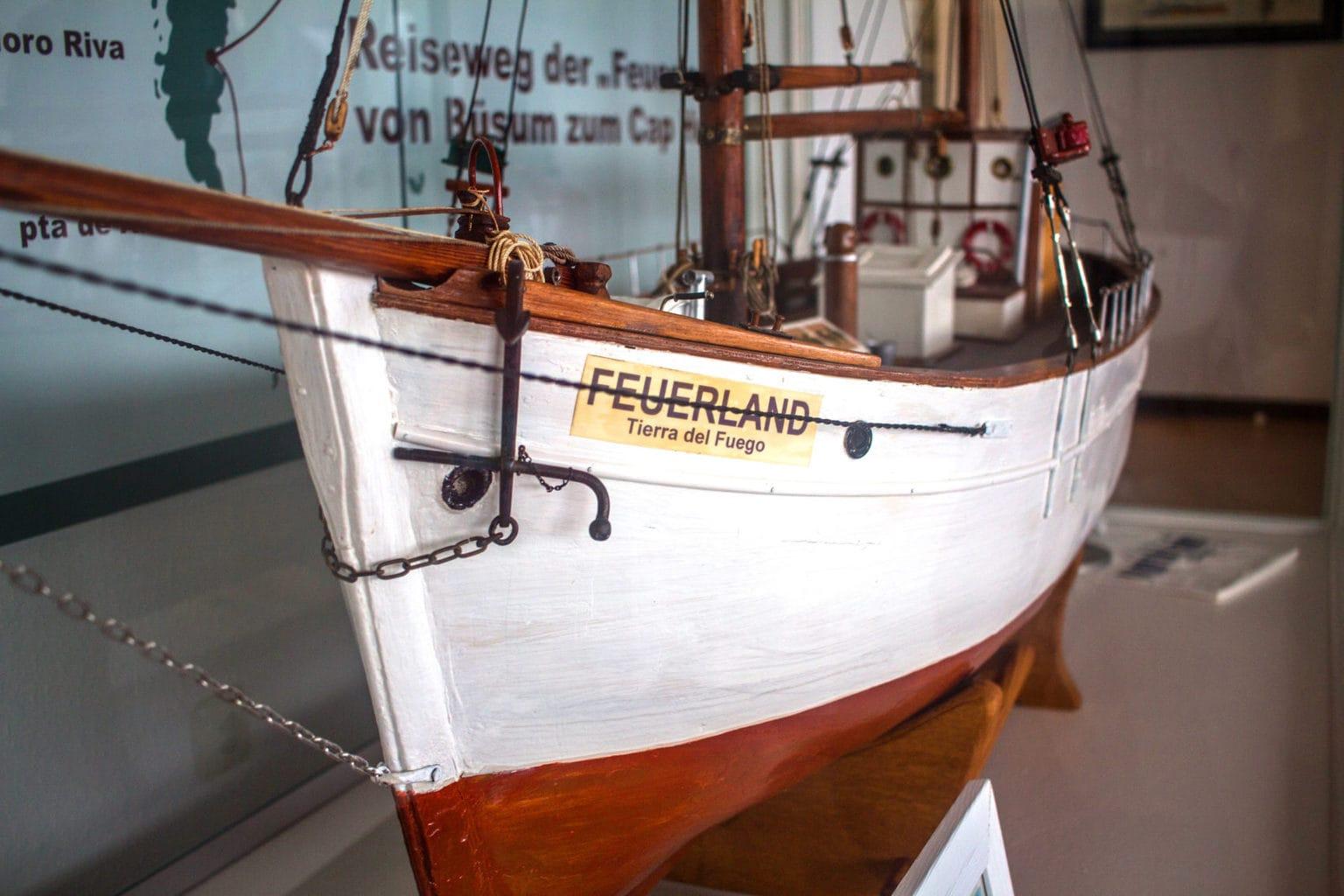 Museum am Meer Büsum, Foto's: Oliver Franke, Helga Schulz