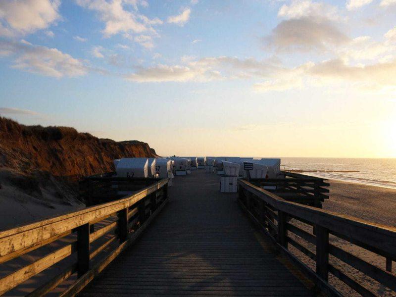 Loft's op Sylt zijn net zo poulair als strandkorven tijdens de zonsondergang