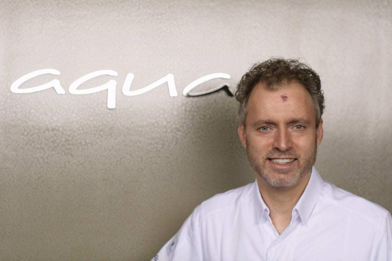 Chef Sven Elverfeld van restaurant Aqua in Wolfsburg is een van de beste koks in Duitsland