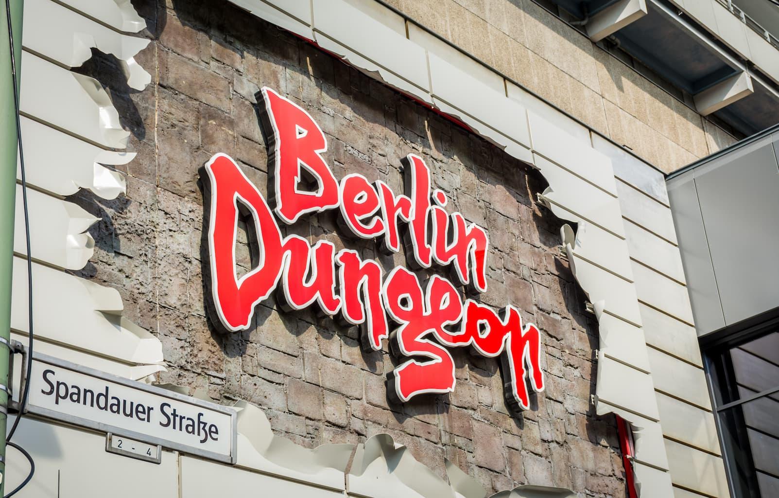 Berlin Dungeon is een toeristenattractie in Berlijn