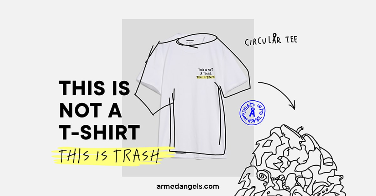 De vermijding van afval behoort tot de principes van milieuvriendelijke mode uit Duitsland