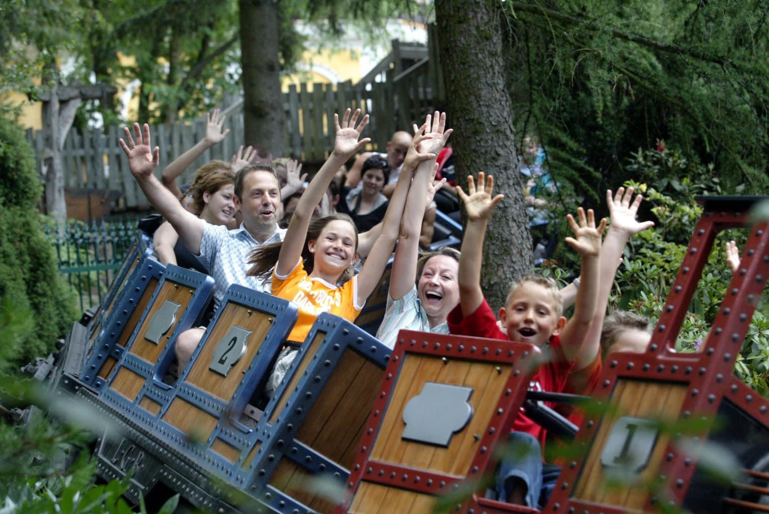 Onder de pretparken in Duitland is Europapark een van de meest populaire ook vanwegen de achtbanen