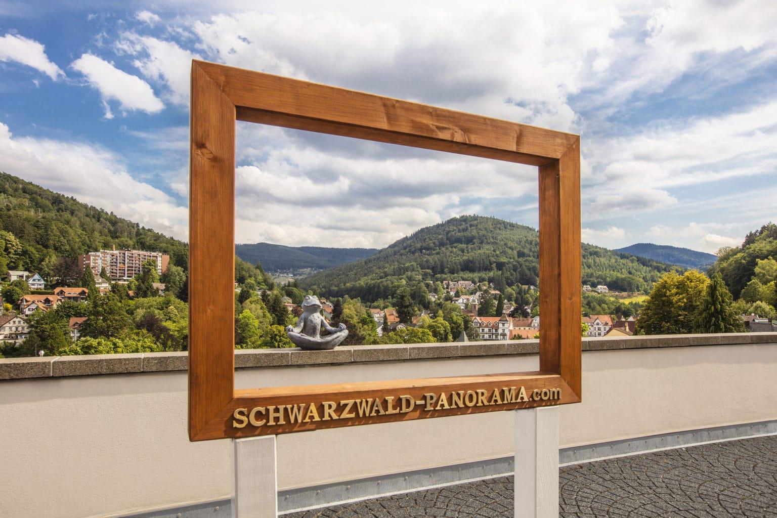 Hotel Schwarzwald Panorama biedt een uitzicht om intelijsten
