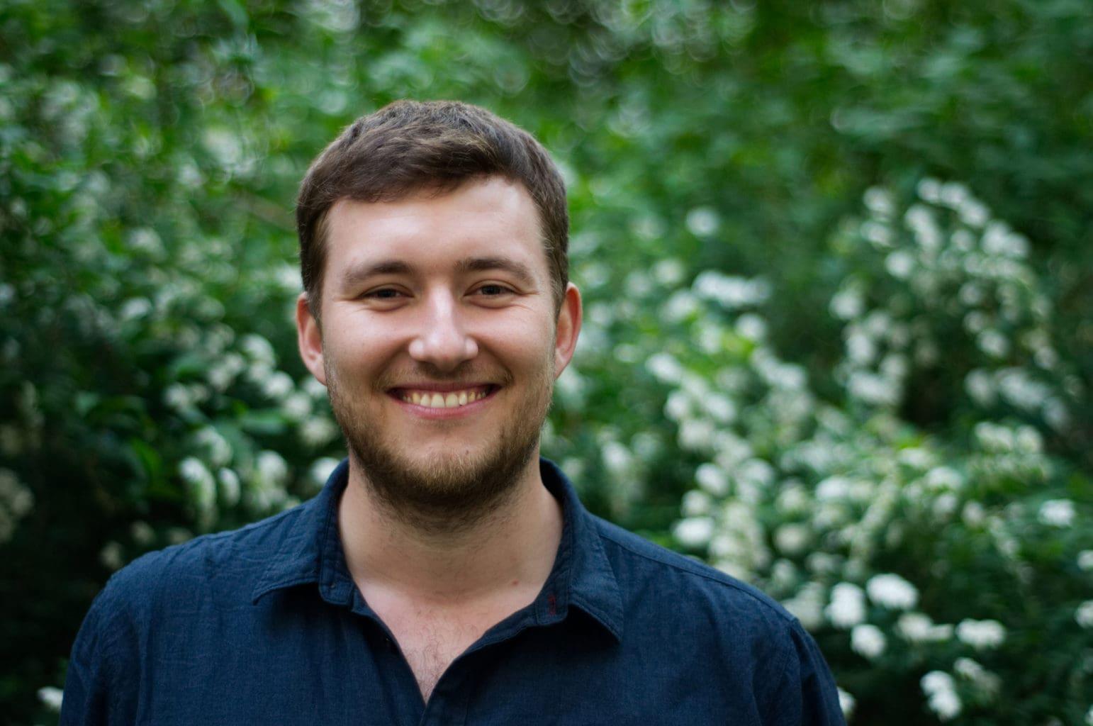 Blogger Steven Hille uit Berlijn