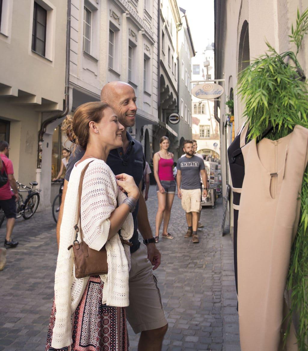 Lekker winkelen inmidden van de tradities van Regensburg