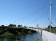 De Grimberger Sichel is een brug in Gelsenkirchen in het roergebied en een industrie-monument