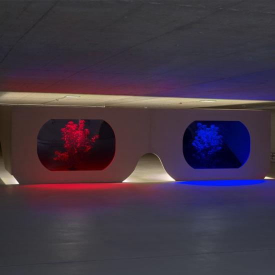 Het museum Kunst im Tunnel behoort tot de coole dingen in Düsseldorf