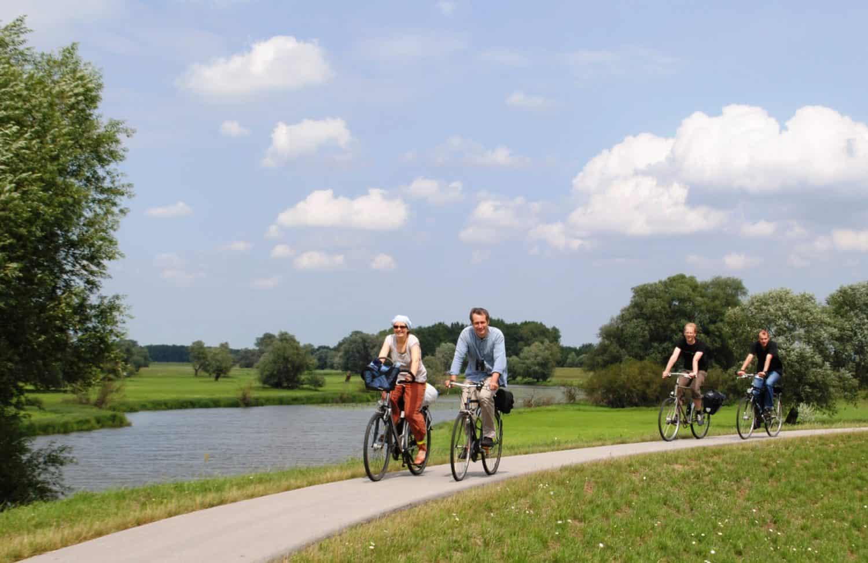 Fietsers in Nedersaksen beschikken nu over een nieuwe App voor de routenplanning