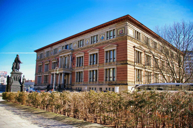 De Gropius-Bau in Berlijn