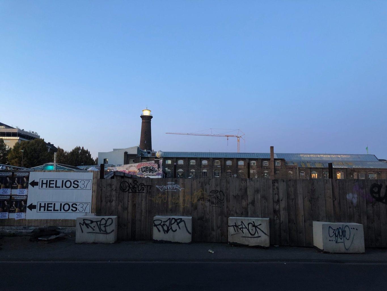 In de Keulse wijk Ehrenfeld is de Sound van Keulen ontstaan