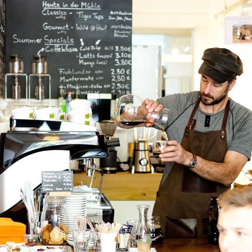 De koffiezaak Elephant Beans was een pionier voor craft coffee maar vooral ook in duurzaamheid