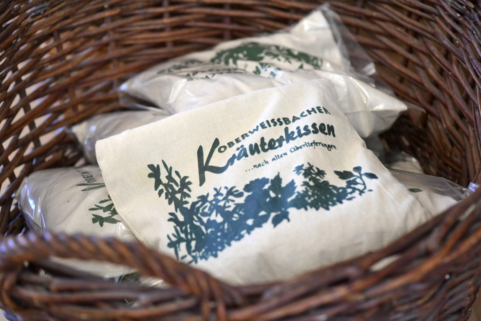 Kruidenkussens uit Thüringen