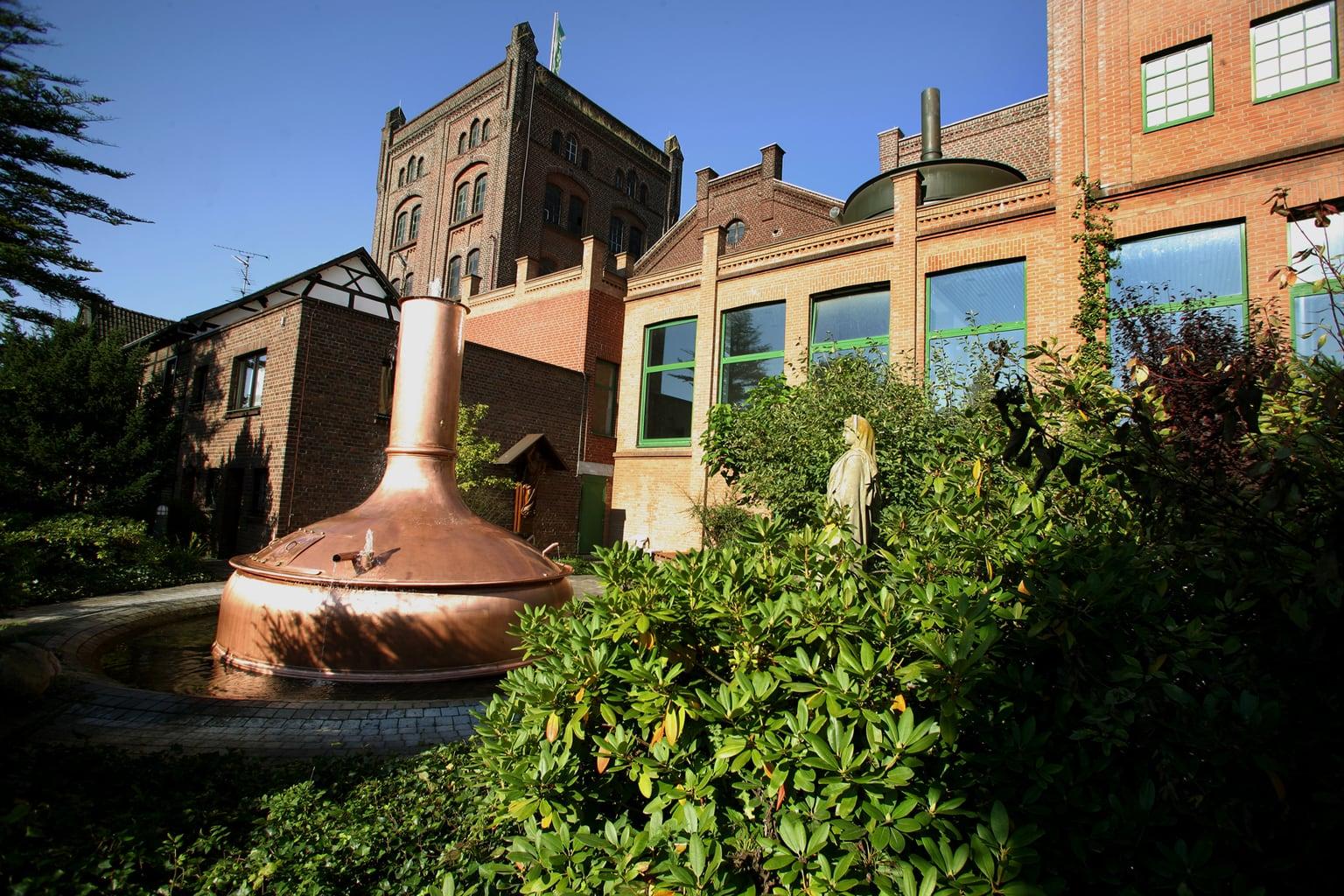 De brouwerij Bolten in Korschenbroich is de oudste brouwerij ter wereld voor Altbier