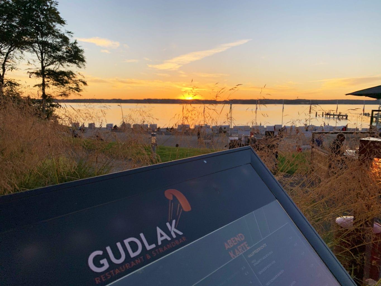Restaurant Gudlak in Hotel Intermar in Gluecksburg