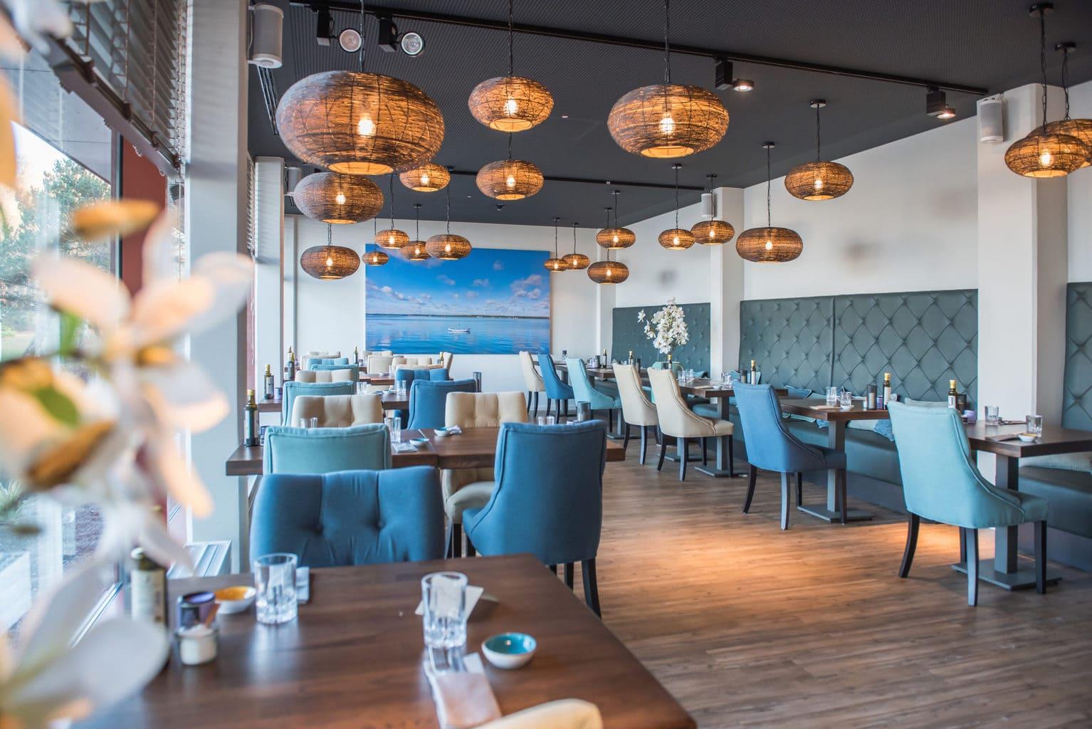 Restaurant Gudlak in Glücksburg is een leuke locatie voor fijnproevers