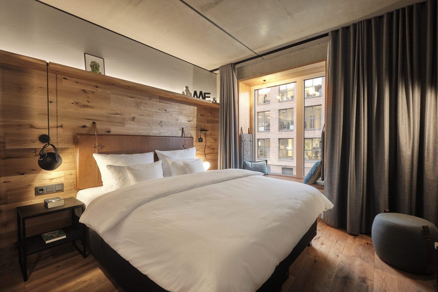 Slaapkamer van het me and all Kiel