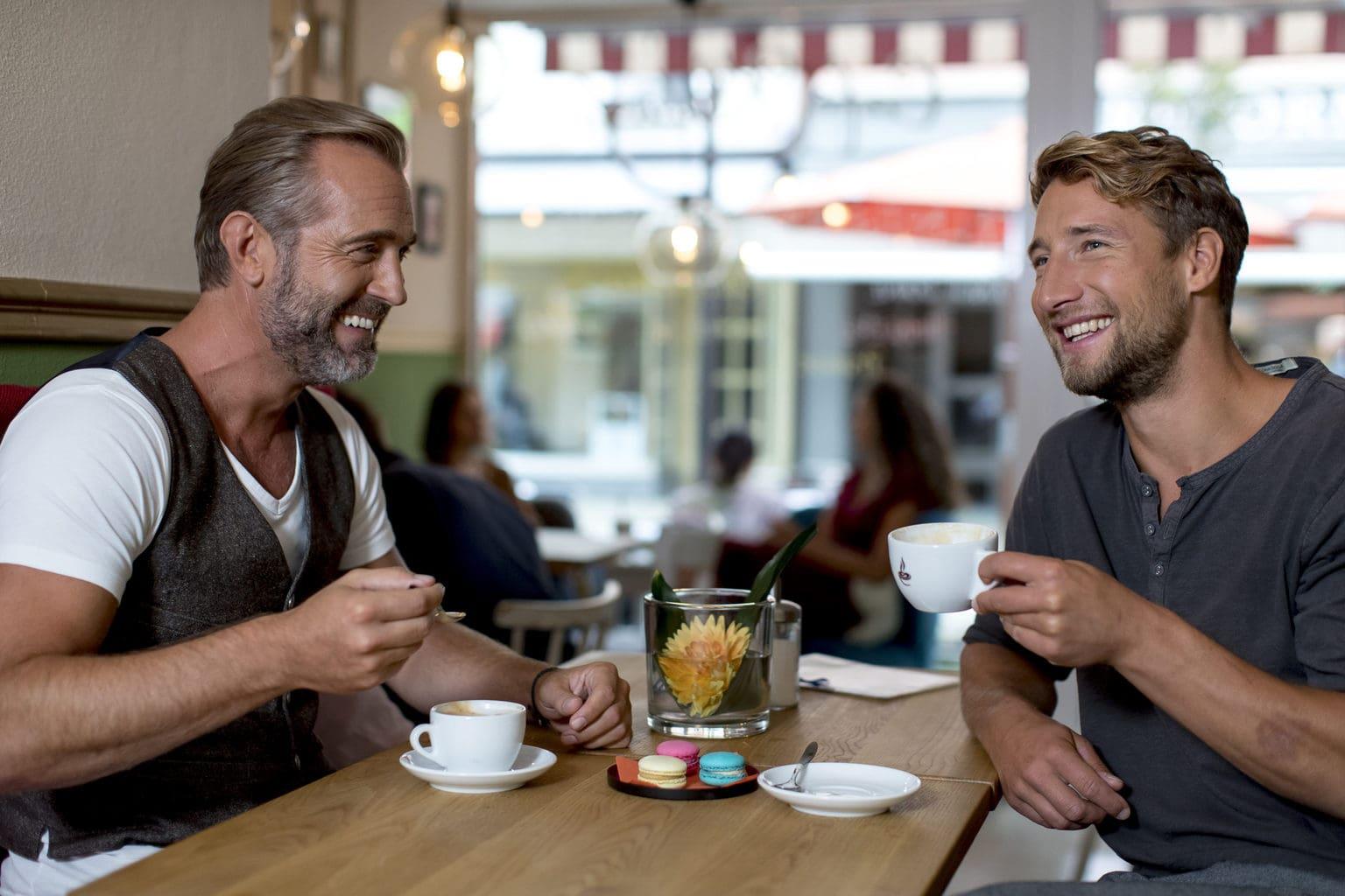 Tot de definitie van wellness voor mannen in Beieren behoort ook het genot