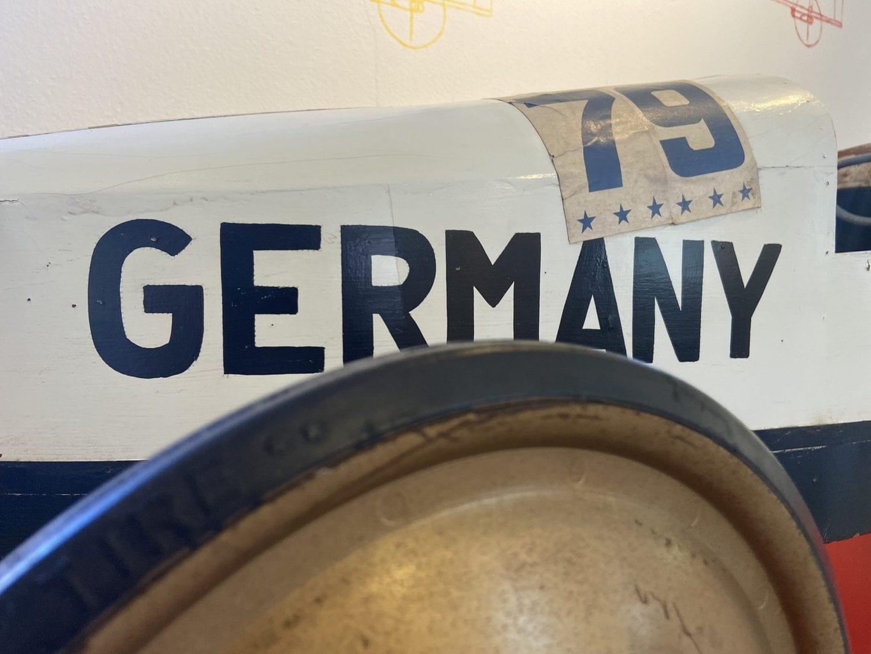 Oberursel in Duitsland is de wieg van de zeepkistenrace
