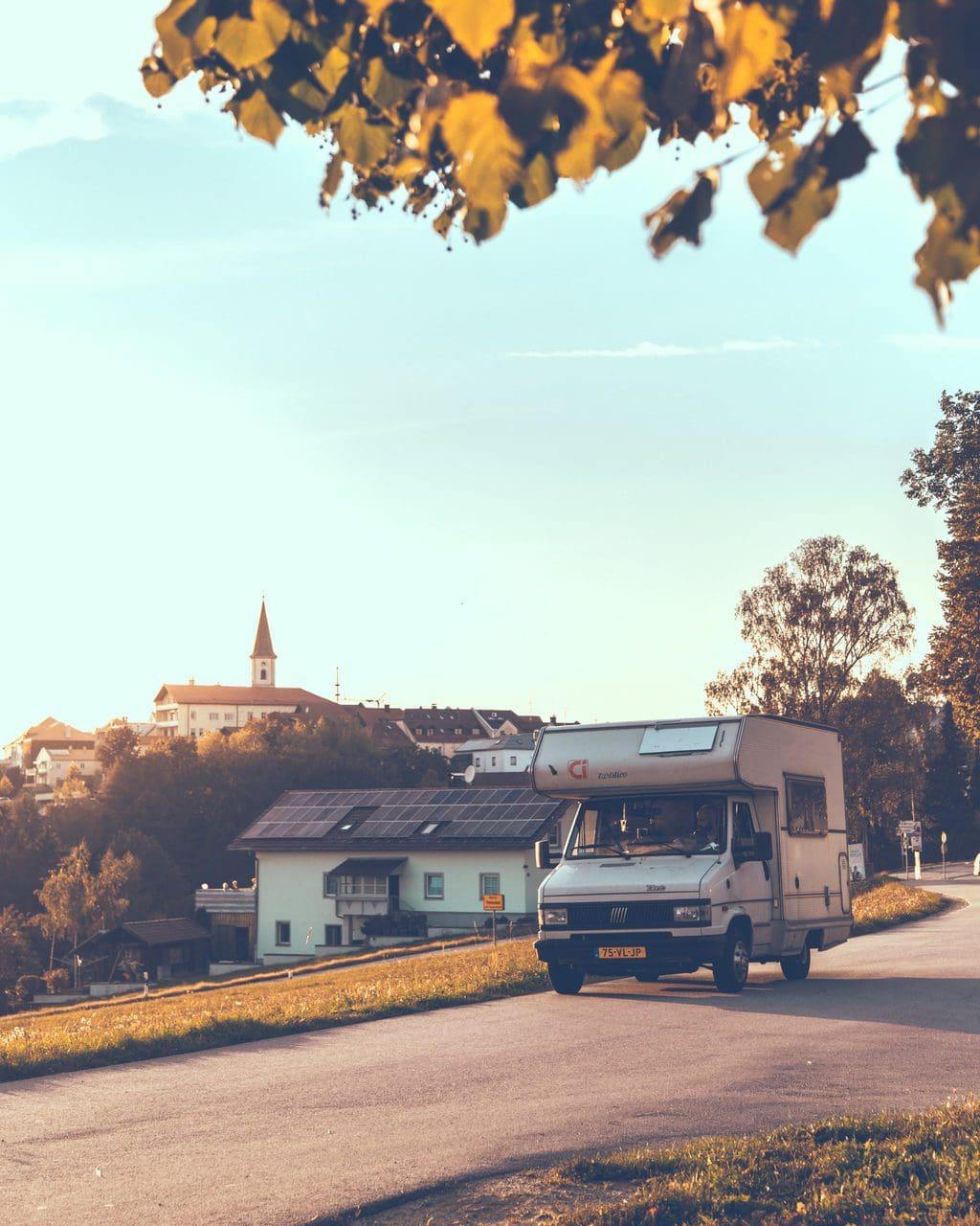 Kamperen in Duitsland als beginneling
