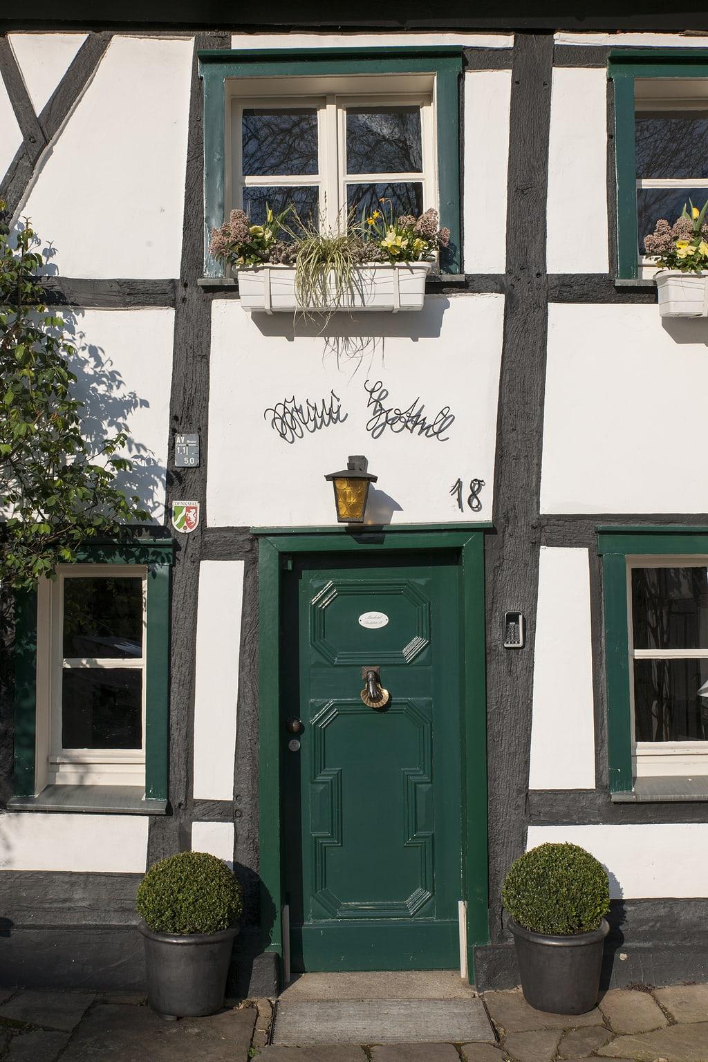 Een van de meest bijzondere hotels in Noordrijn-Westfalen is Mini Hotel in Herdecke