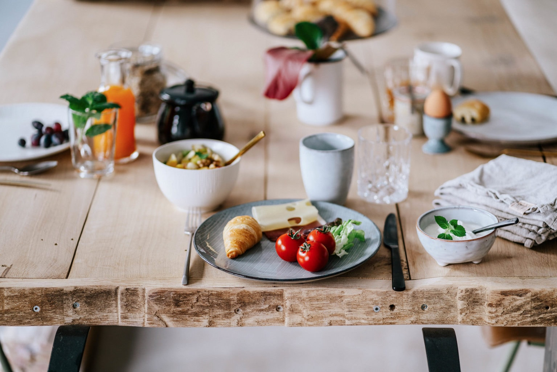 Lekker ontbijt in Hotel Hearts in Braunlage
