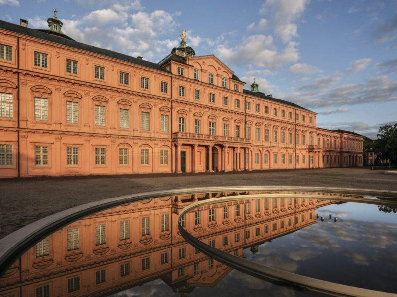 Barokkastelen in Baden-Württemberg zijn groot en prachtig