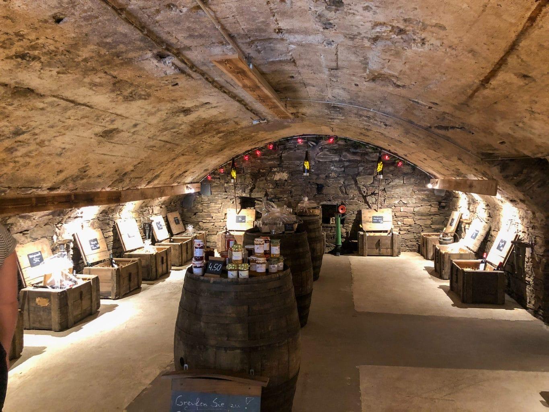 Een Wijnkelder hoort op je lijstje tijdens een bezoek aan Cochem